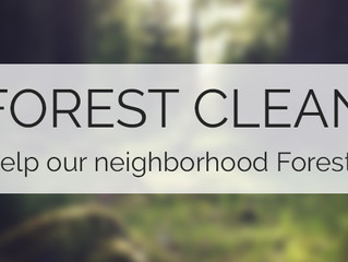 HELP NEIGHBORHOOD FORESTS