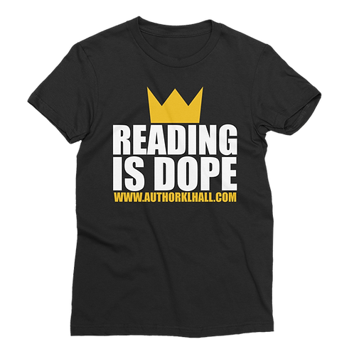 Reading Is Dope T-Shirt (Adult)