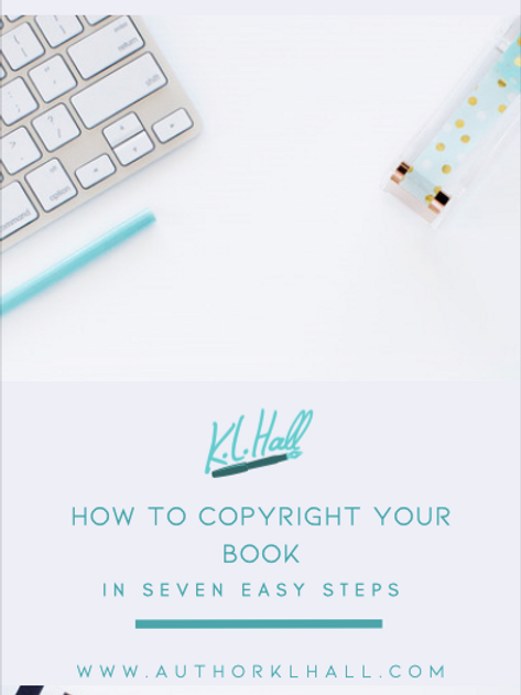 How To Copyright Your Book in 7 Easy Steps