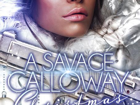 A Savage Calloway Christmas Sneak Peek