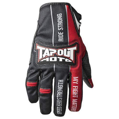 SPEED & STRENGTH TAPOUT PADDED GLOVE