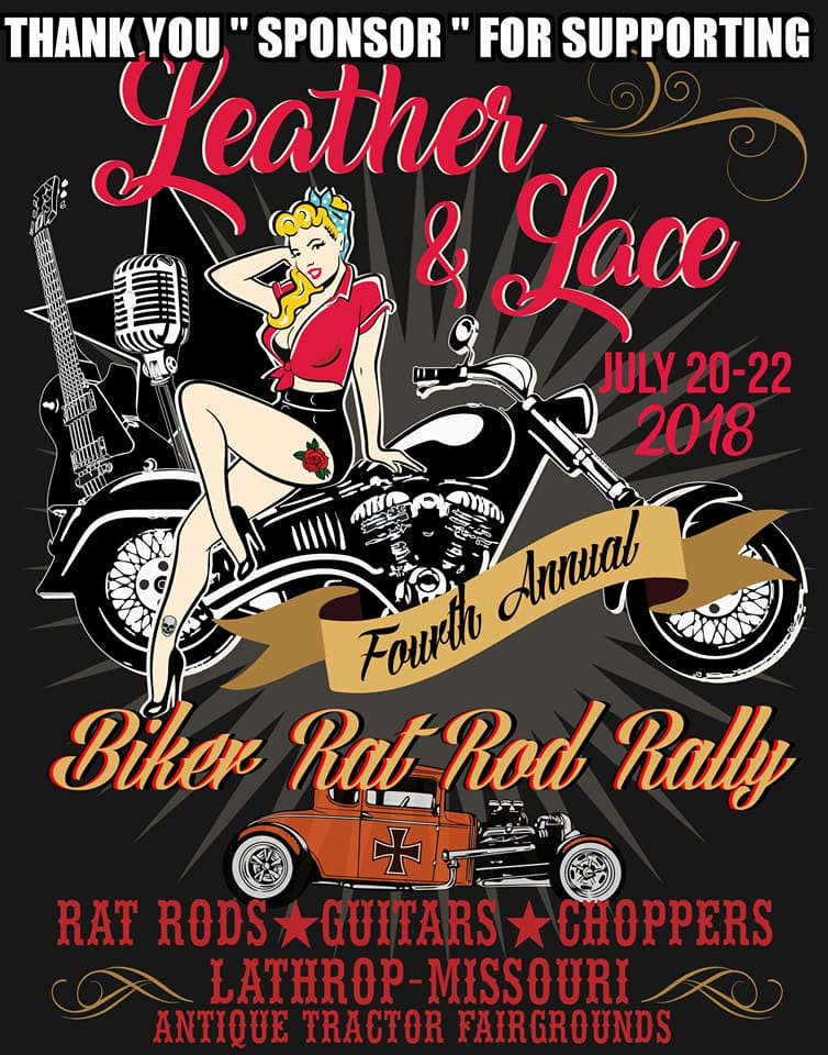 LEATHER AND LACE RALLY