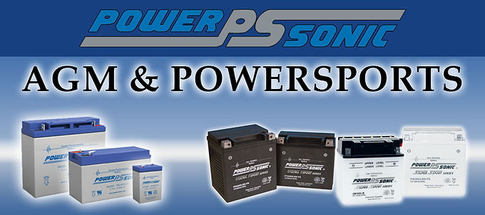BATTERIES POWERSONIC