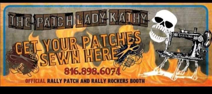 THE PATCH LADY