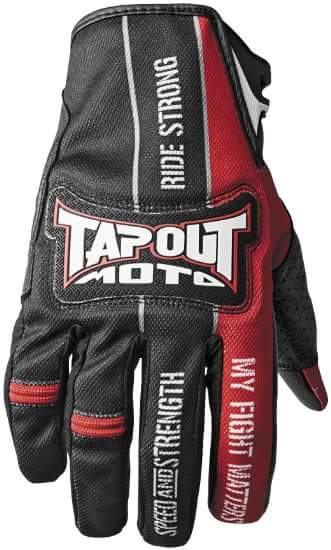 SPEED & STRENGTH TAPOUT GLOVES