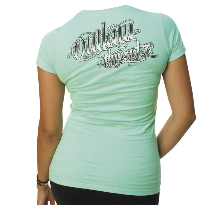 Outlaw Threadz Women's Beards And Whiske