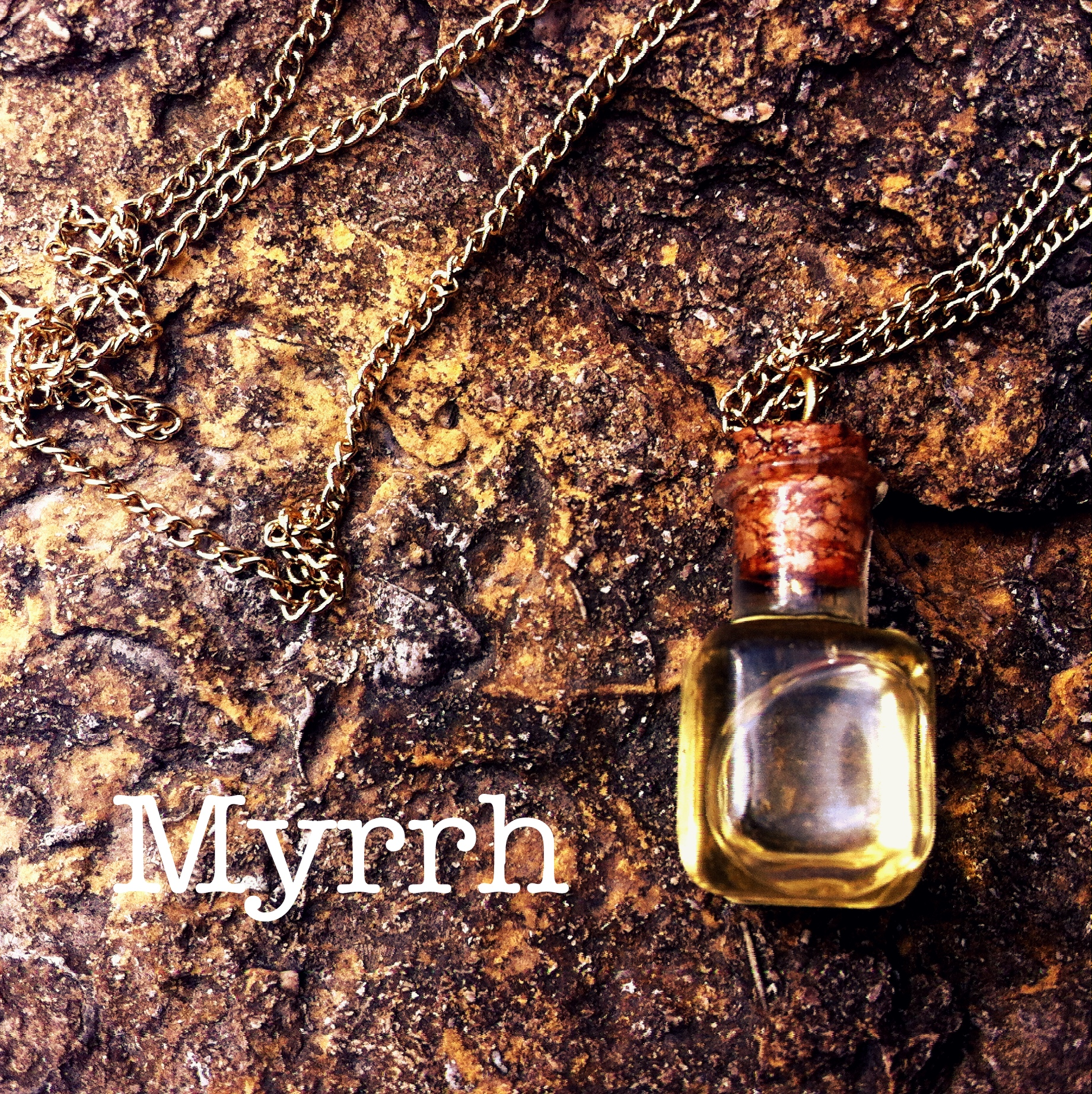 myrrh necklace