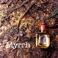 myrrh necklace