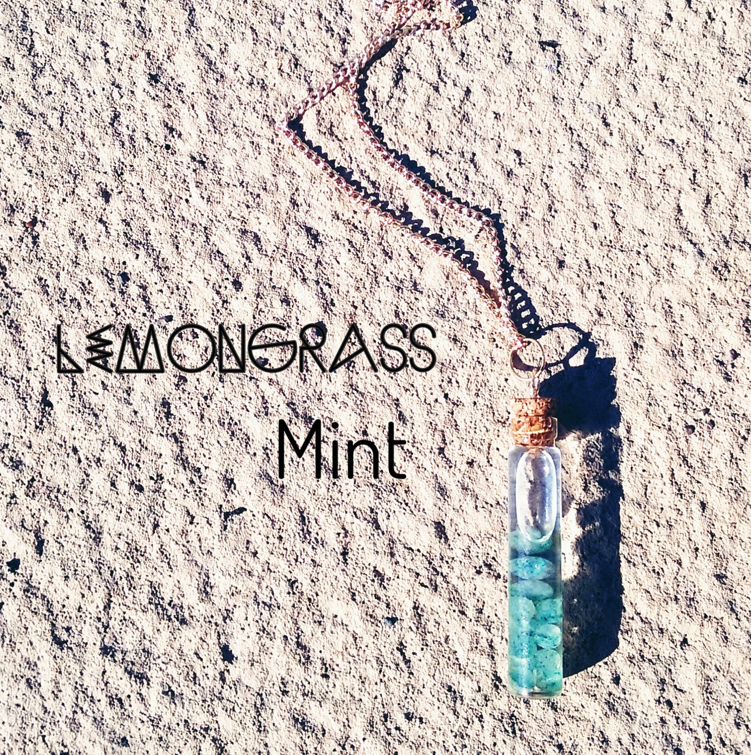 lemongrass mint