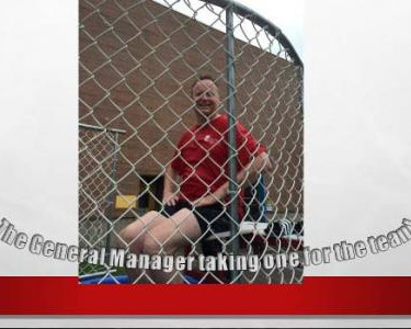 Manager's Dunk Tank BBQ