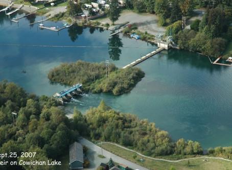 Pumping of Lake Cowichan to Begin
