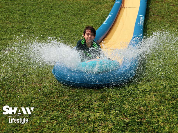 Slip N Slide - August 25th