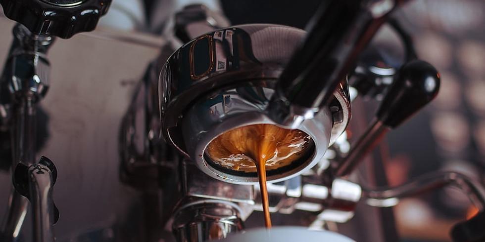 Coffee Master Course. Barista meets Mechanic