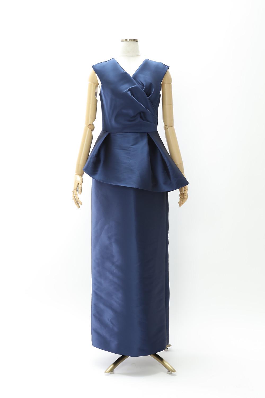結婚式 母親 ドレス ネイビー | ブライトマザー | ママドレスレンタルサロン | 東京・表参道