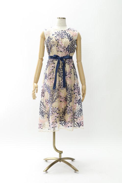 DRESS FREIA 特注オリジナルドレス | レースドレス(マルチカラー)
