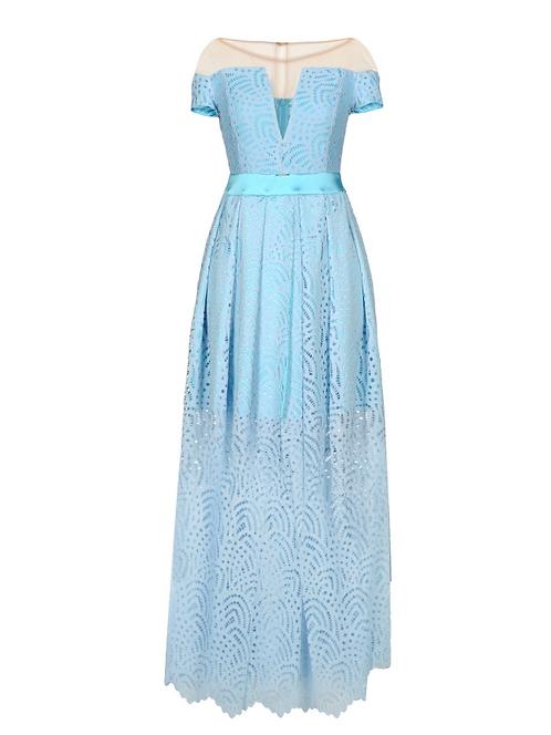 MARY D'ALOIA | レースロングドレス