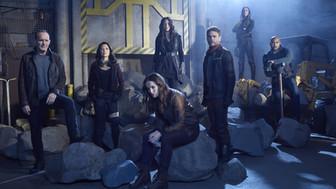 Marvel's Agents of S.H.I.E.L.D. Backdrop