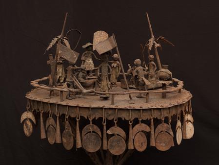 De l'ombre à la lumière, les trésors d'un collectionneur, Janvier 2020
