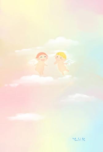 天使だった頃