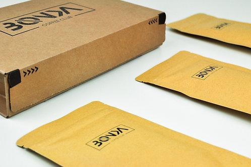 BOX No.2 - Espresso