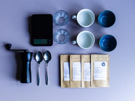 CUPPING - die professionelle Kaffeeverkostung
