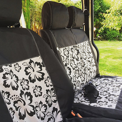 VW T4 Double Front Seat Cover