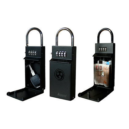 KEYPOD - Mobile Safe System