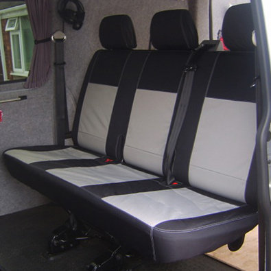 VW T5 & T6  Kombi Triple Rear Seat Cover