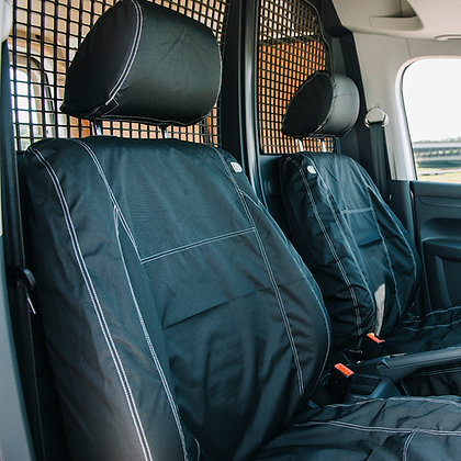 VW CADDY Single Front Seat Cover Set