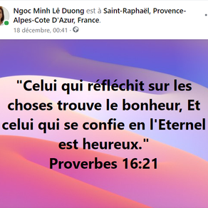 Proverbes 16:21