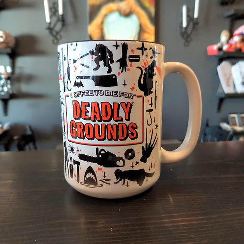 DG Silhouette Mug Wholesale