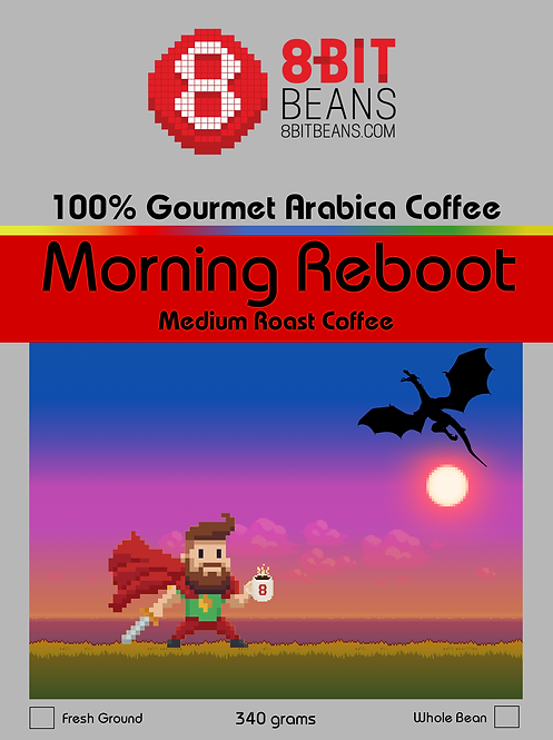 Morning Reboot 12oz.