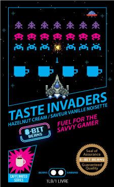 Taste Invaders - Hazelnut Cream 12oz.