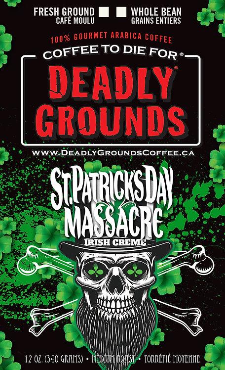St. Patrick's Day Massacre - Irish Cream - 5lb.