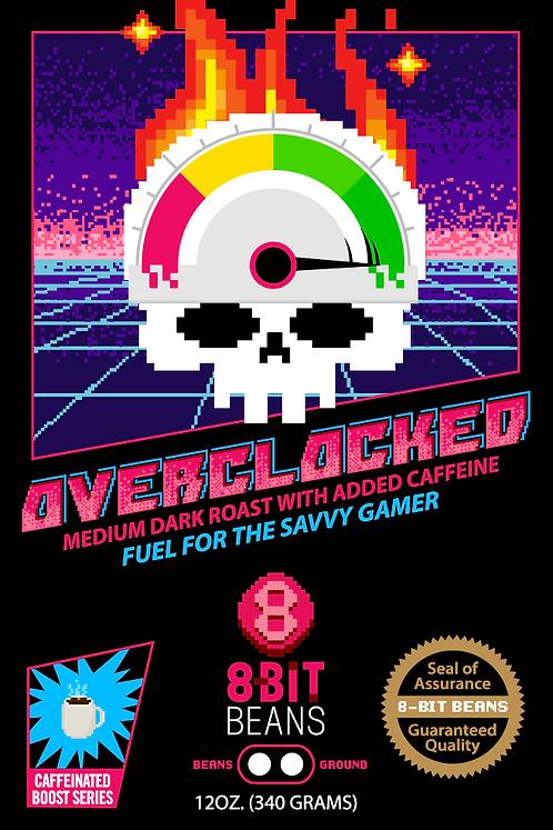 Overclocked - Extra Caffeinated 340 grams