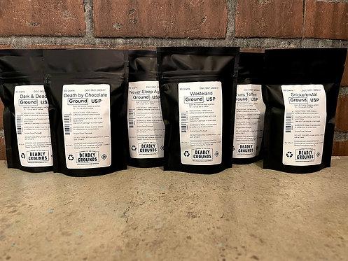 DG Sampler - 6, 60 Gram Packages