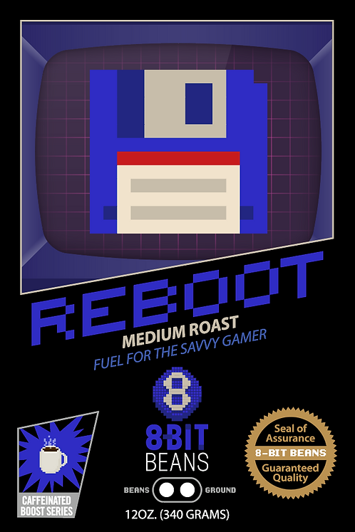 Reboot - Medium Roast 340 grams