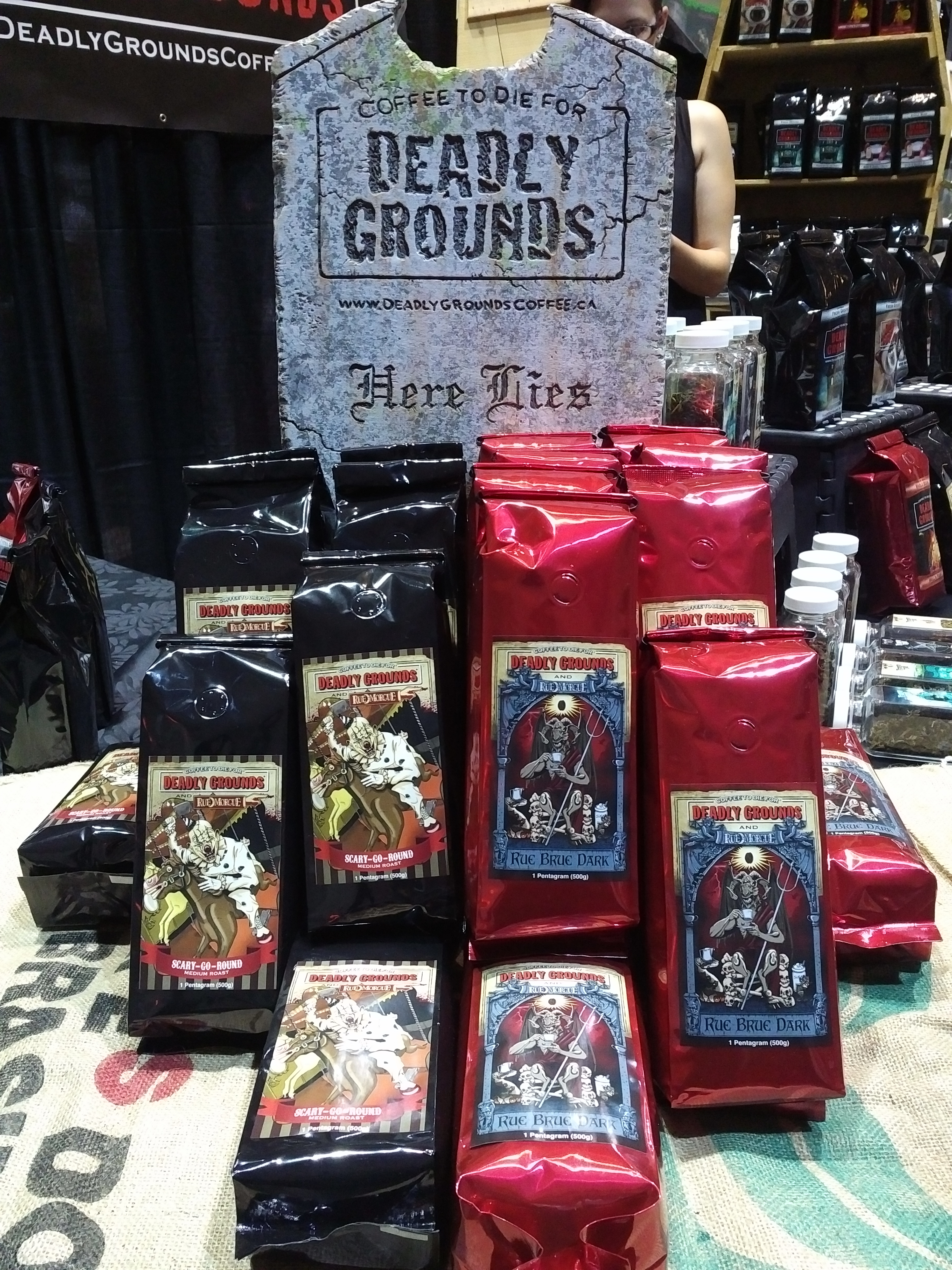 Rue Morgue Dark Carnival Brews