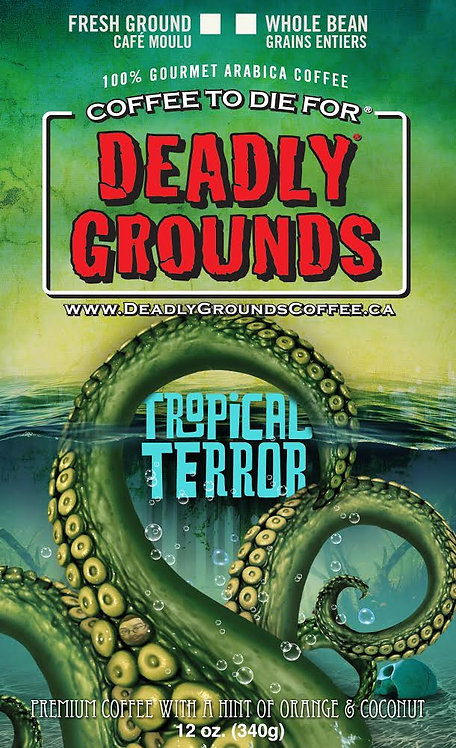 Tropical Terror - Orange Coconut ******5lb******