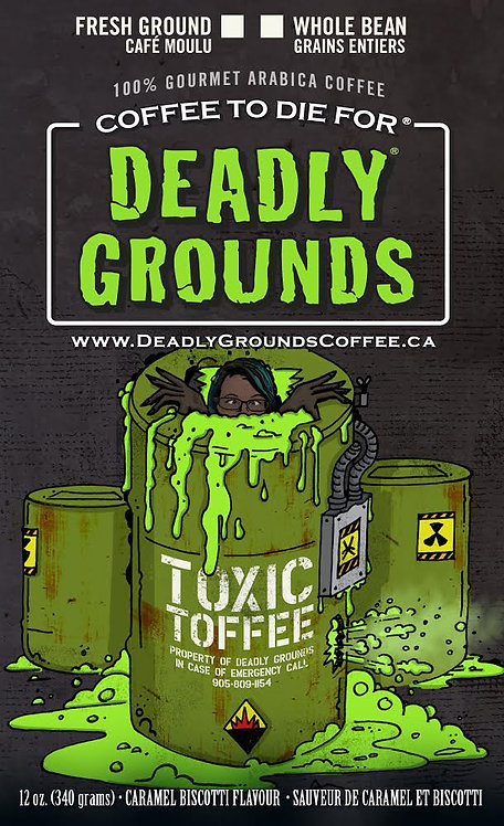 Toxic Toffee