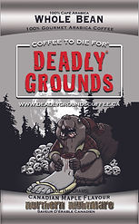 Deadly, Grounds, Coffee, Hell, Brew, Java, Canada, Convention, Scare, Hearse