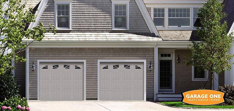 maple garage doors
