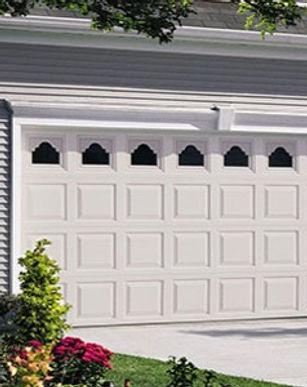 Wayne Dalton vinyl garage doors 8700