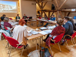 Early Stage Researchers participate in Interview Analysis Workshop at the German Historical Institut