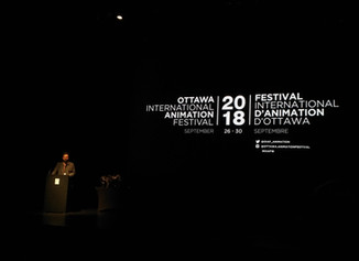 'Michiko' at the Ottawa International Animation Festival