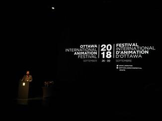 'Michiko' at the Ottawa International Animation Festival