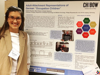CHIBOW ESRs Present Preliminary Results at Chicago Conference