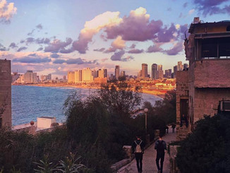 CHIBOW early stage researcher spends two months at Tel Aviv University for  research collaboration w