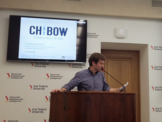 CHIBOW researcher presents at the Ural Federal University in Ekaterinburg, Russia