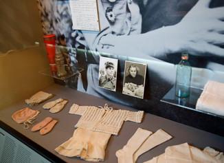 """Exhibition on children of occupation in the """"Haus der Geschichte im Museum Niederösterreich&quo"""